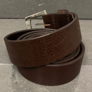 Roots Accessories - Roots Men's Brown Belt (38)